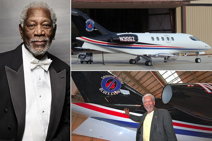 Morgan Freeman Wlg
